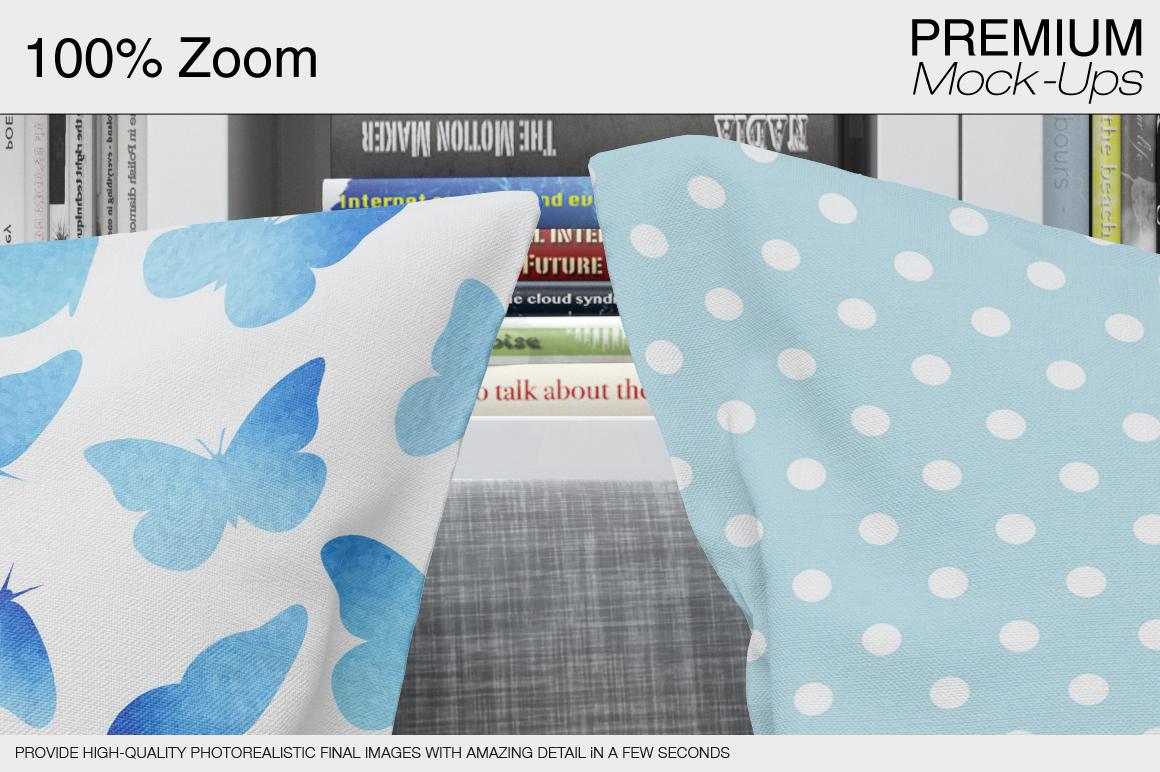 Pillows Mockup Set example image 13
