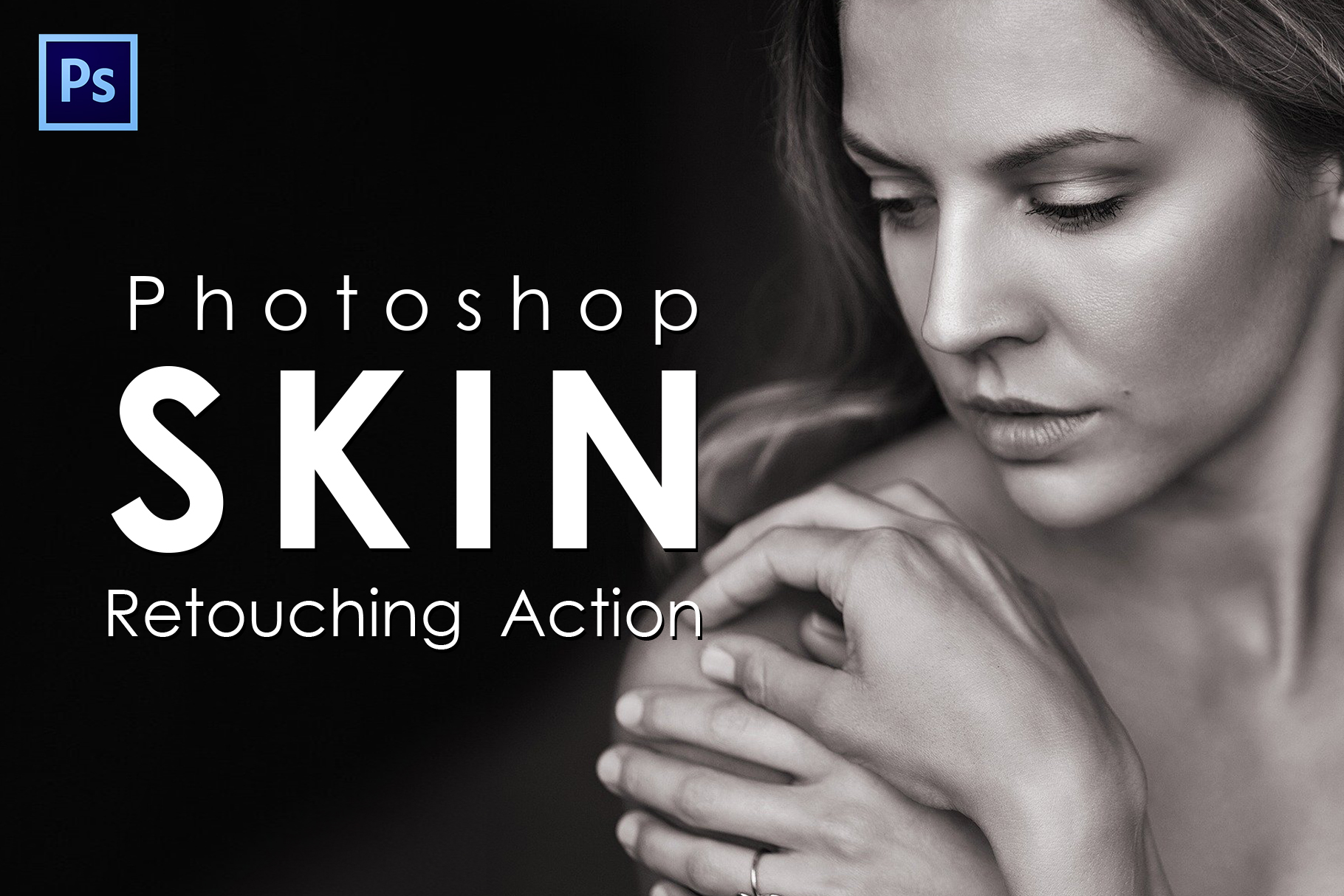 Skin Retouching Photoshop Actions example image 1