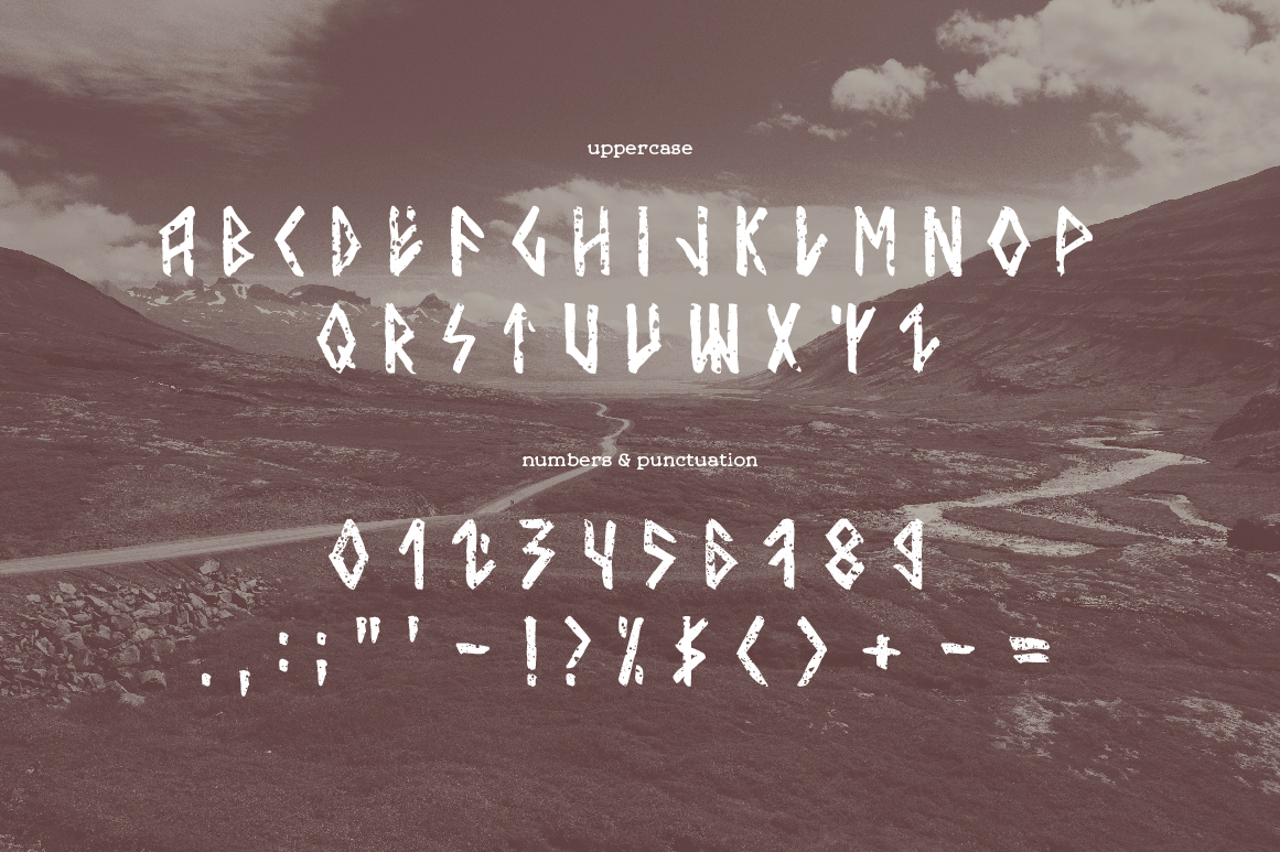 Nordica Font example image 2