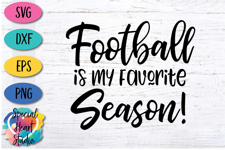 Football Bundle - An football fan SVG Cut File Bundle example image 6