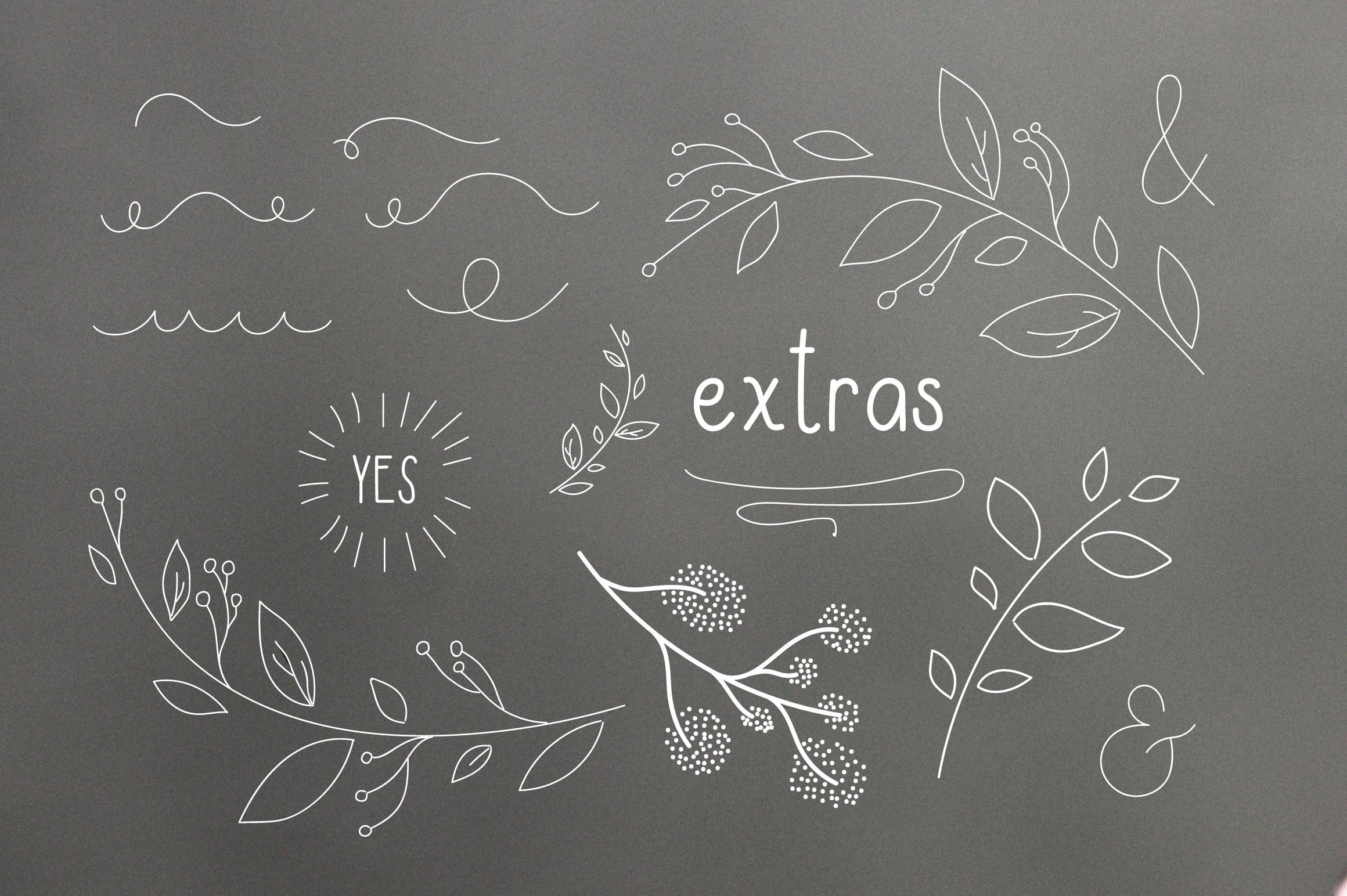 Pompidou | Sans Serif with Extras example image 4