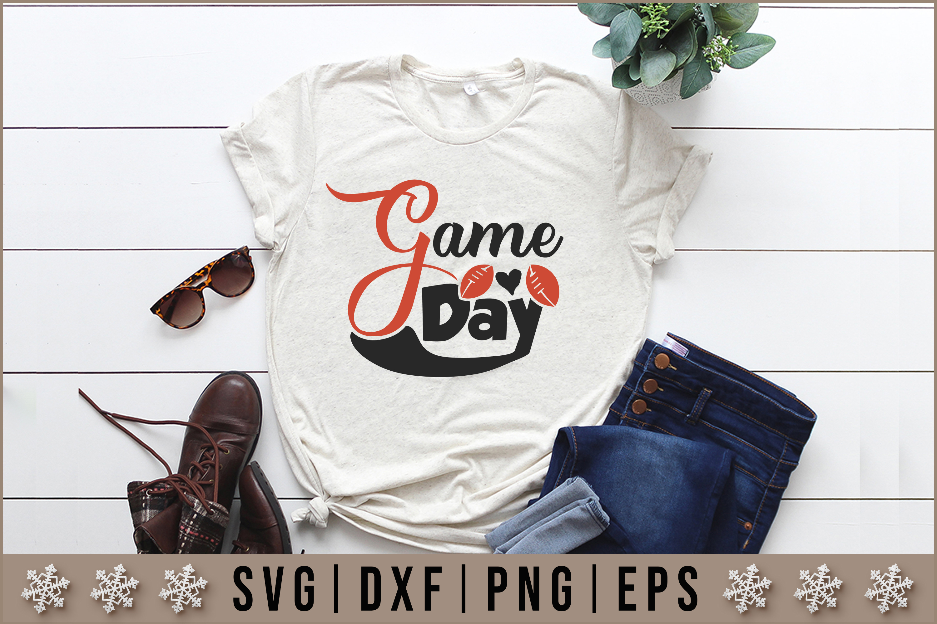 Game Day Quotes SVG Design example image 1