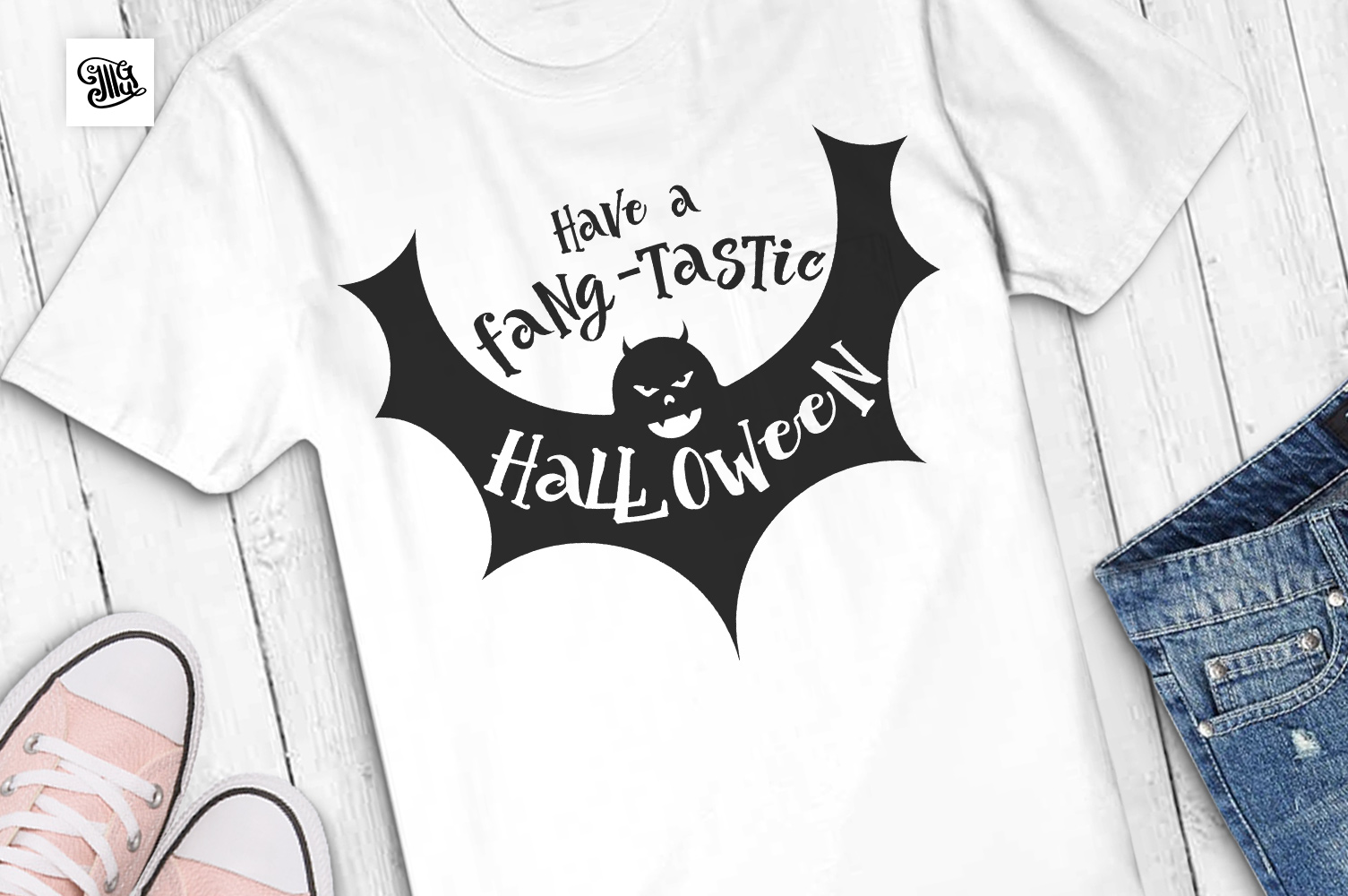 Have a fang-tastic halloween example image 1