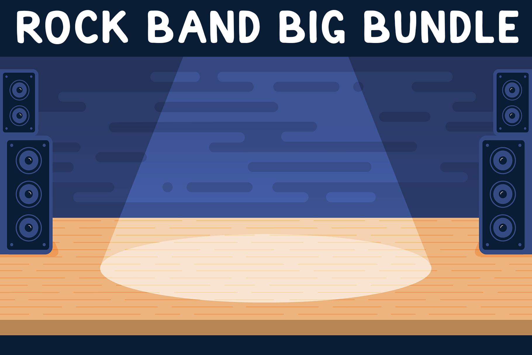 Rock Band Big Bundle example image 4