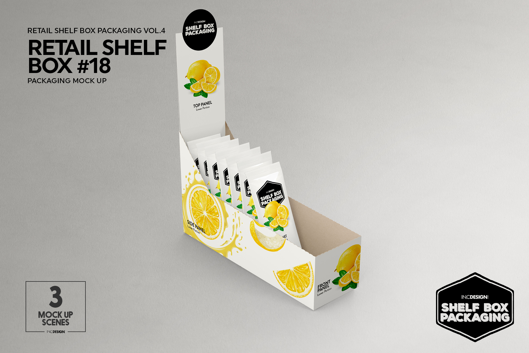 Shelf Box Packaging Volume 4 example image 6