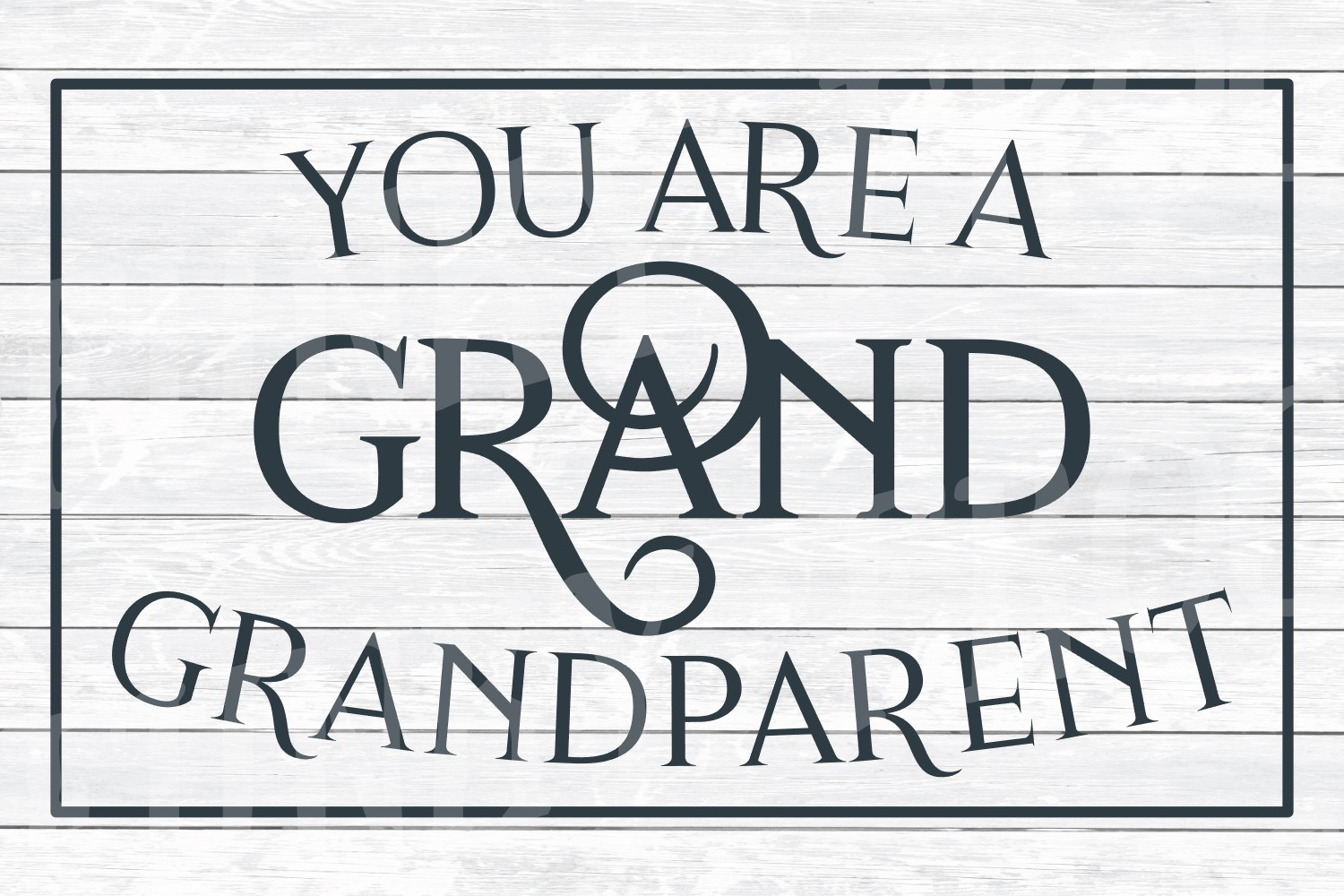 Grandparent Designs Bundle, SVG Cut Files for Crafters example image 5