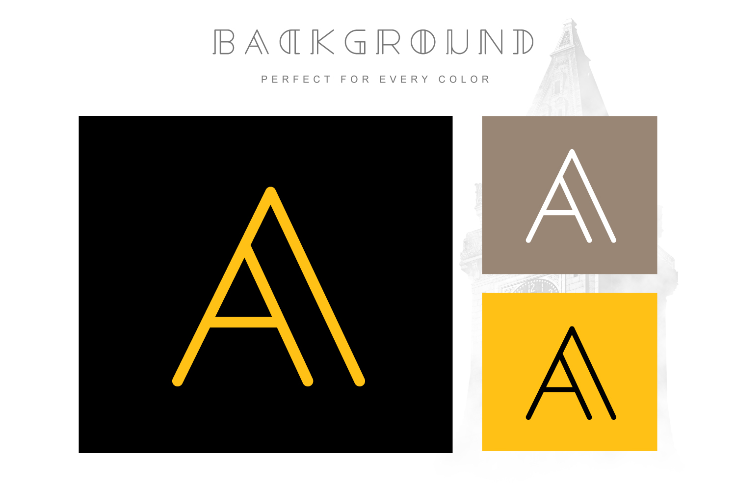5 in 1 Font Bundle Vol. 1 example image 8