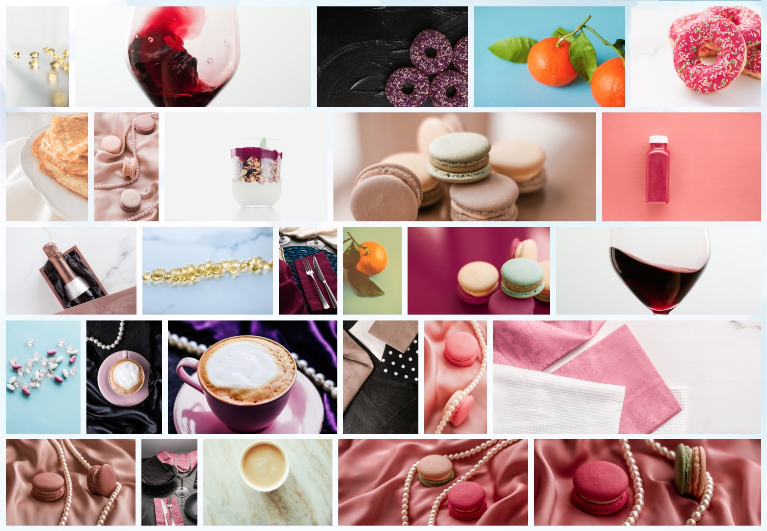 50 Images | Food & Drinks Stock Photo Bundle #1 example image 2