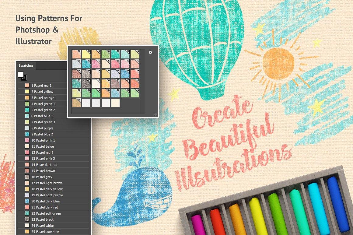 Artistic Studio: Pastel Toolkit example image 6