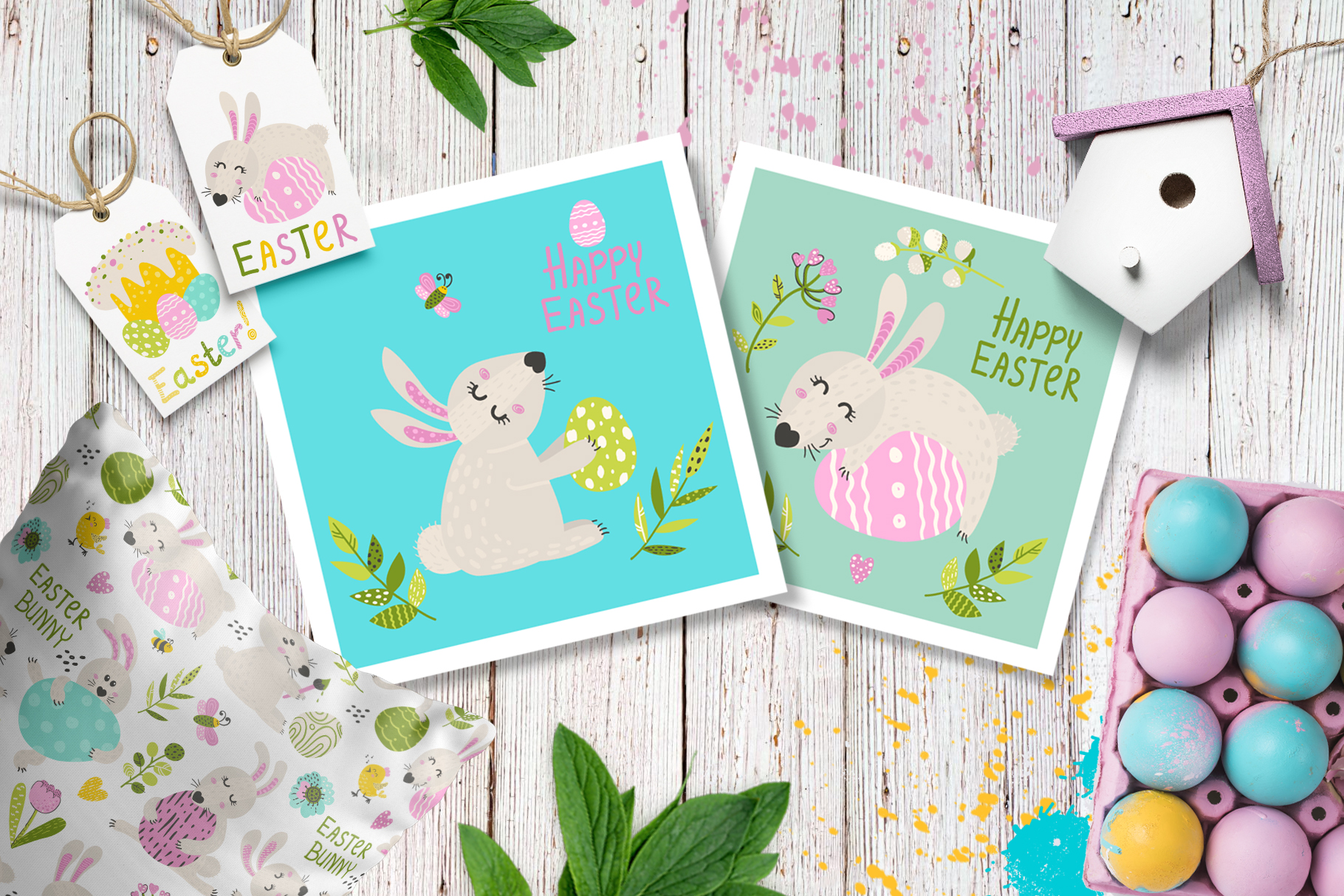 Bunny and Easter! example image 8