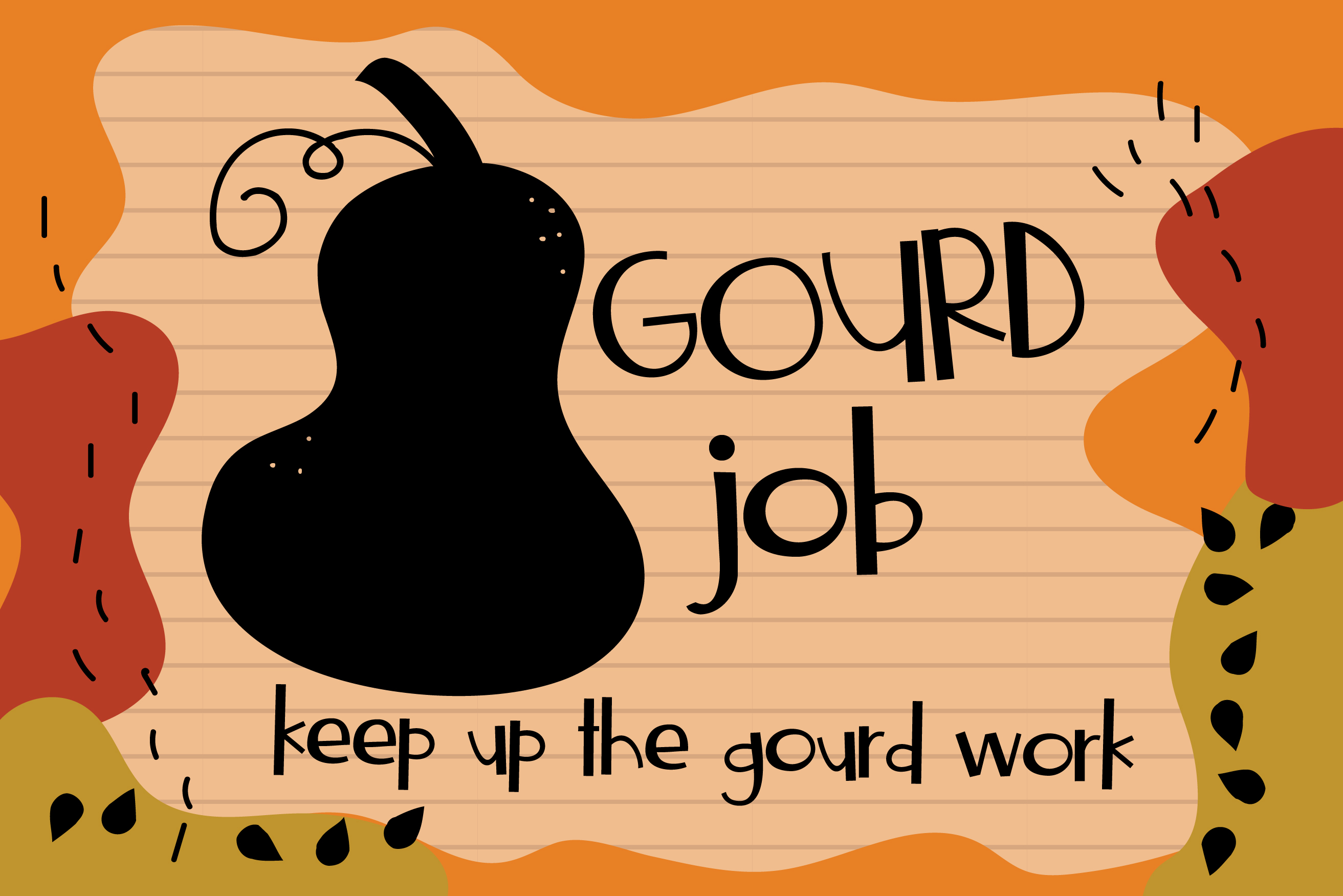 ZP Oh My Gourd example image 5