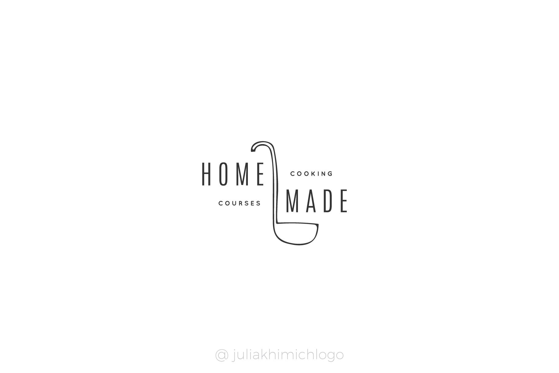 Logo Pack Volume 9. Kitchen example image 6