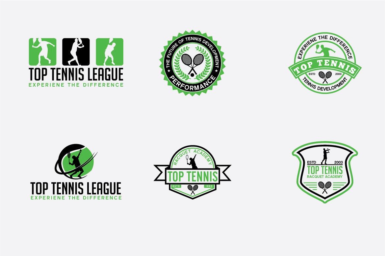 173 Sports Badges and Logo Bundle example image 22