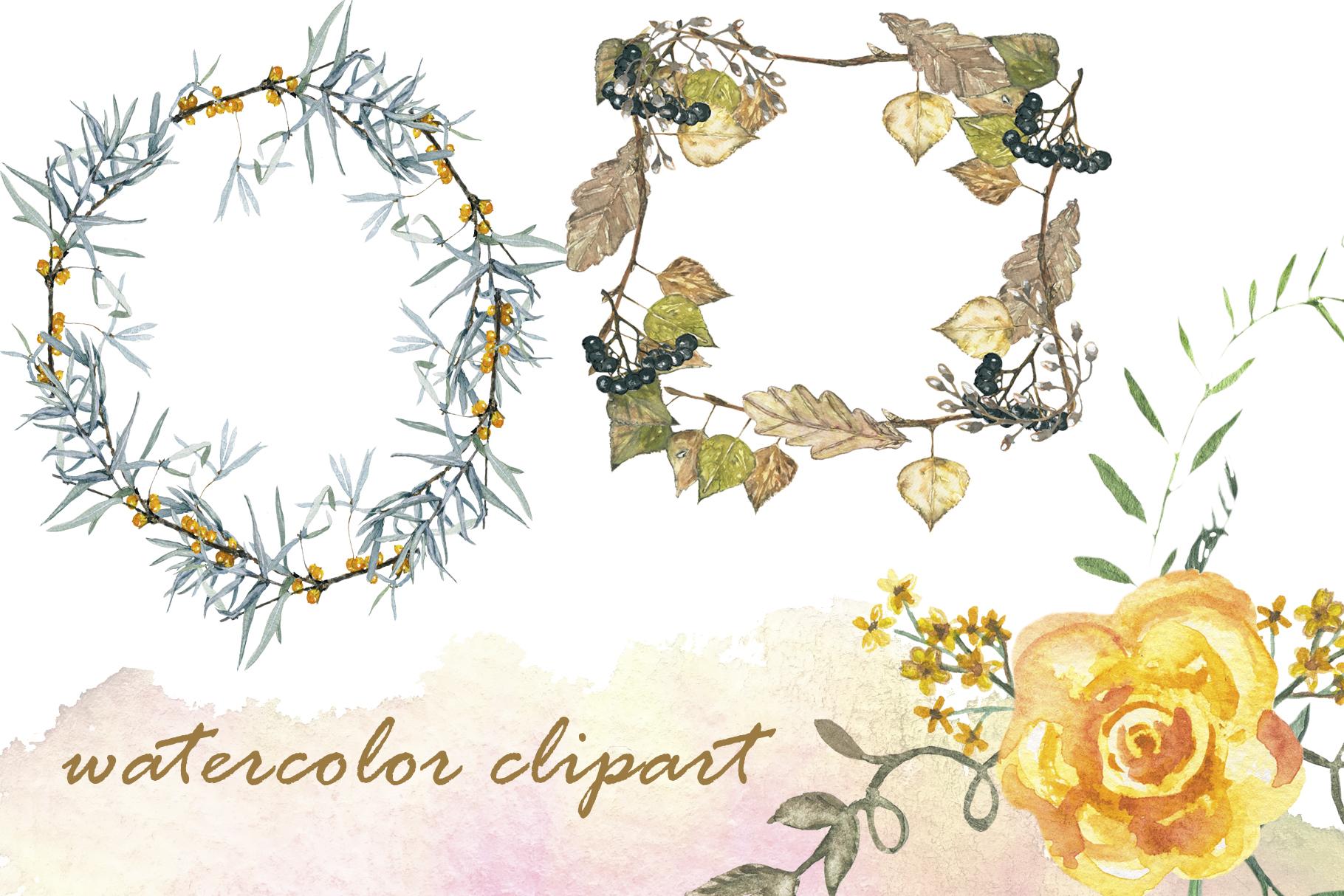 Delicate autumn illustration example image 4