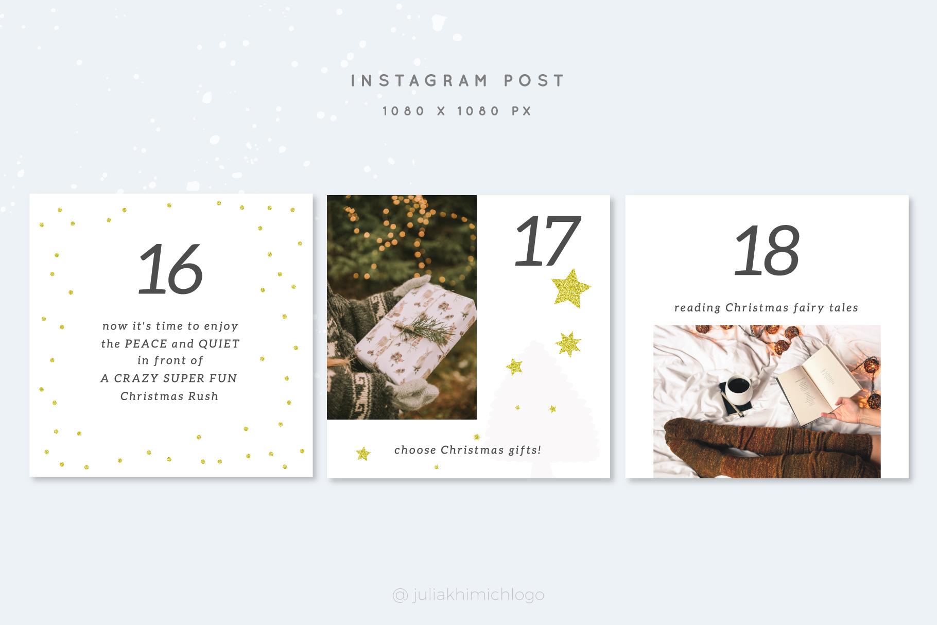 Advent Calendar for Instagram example image 8