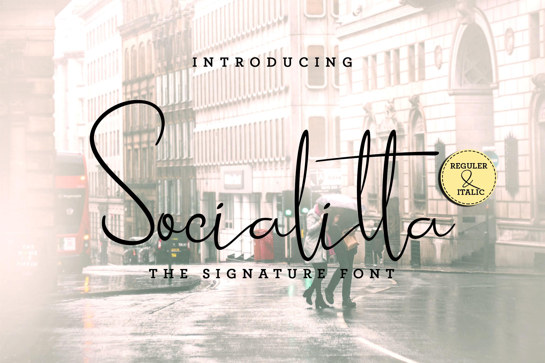 Socialitta example image 1