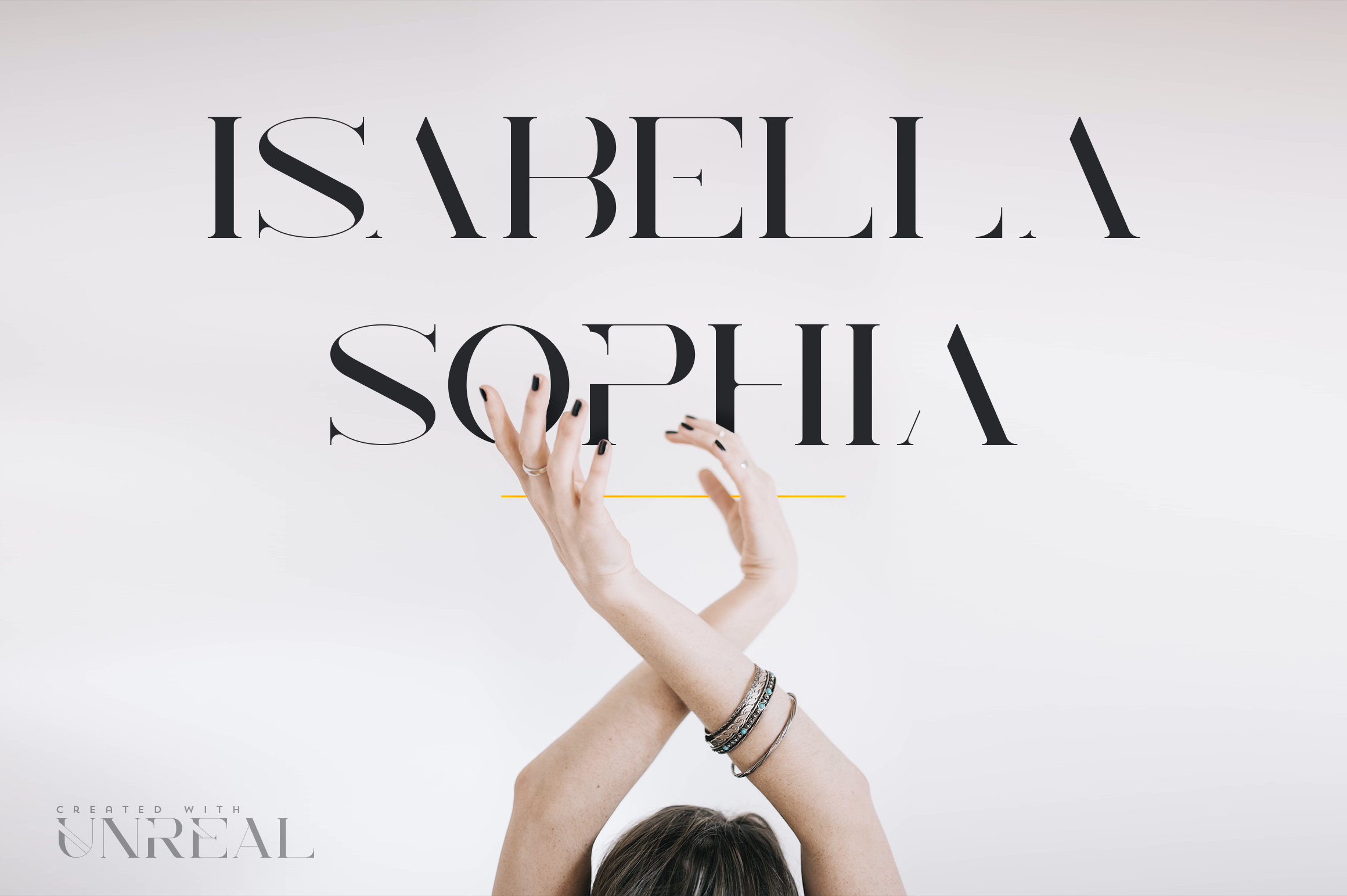 Unreal serif font - Latin & Cyrillic example image 7