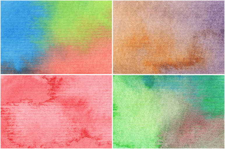 50 Watercolor Backgrounds example image 13