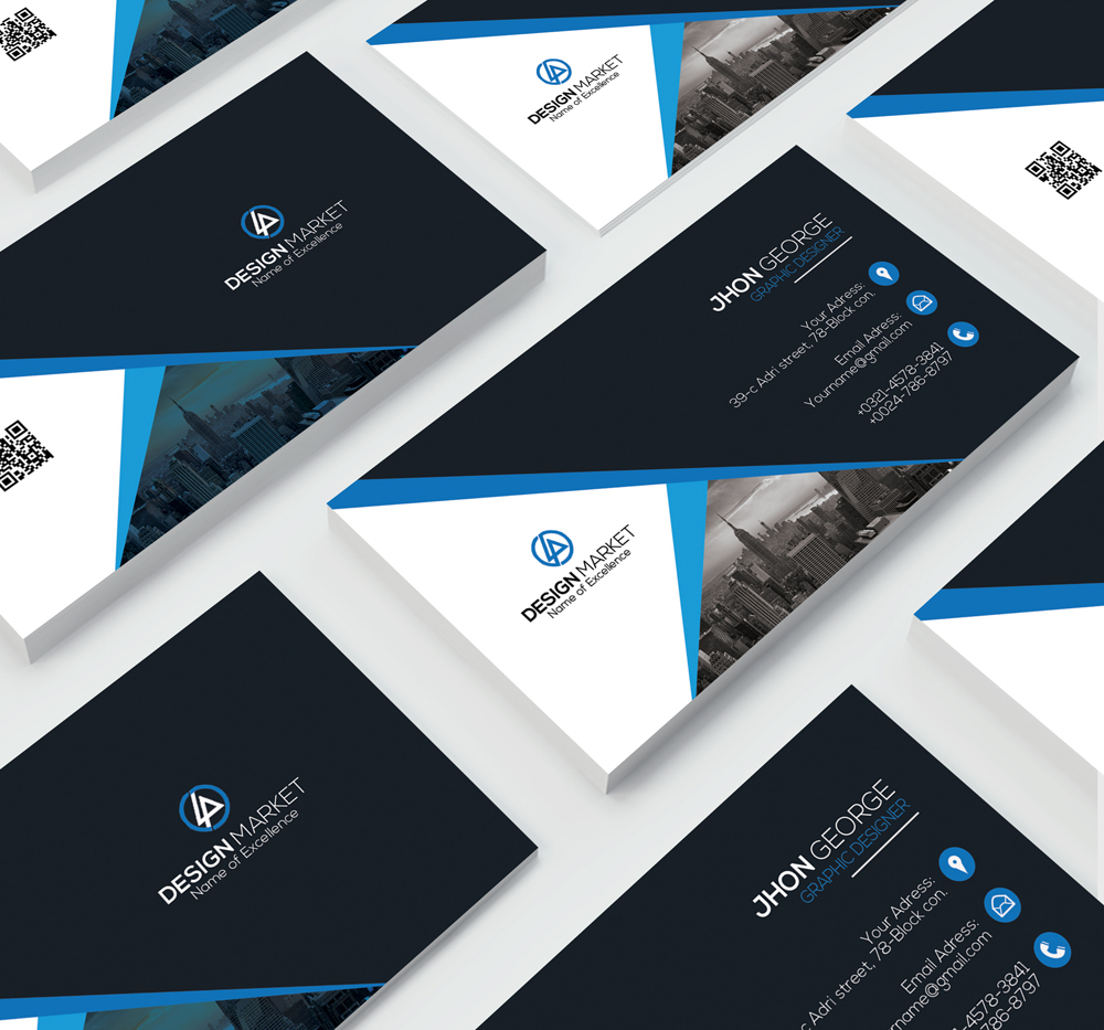 Personal Business Cards example image 4