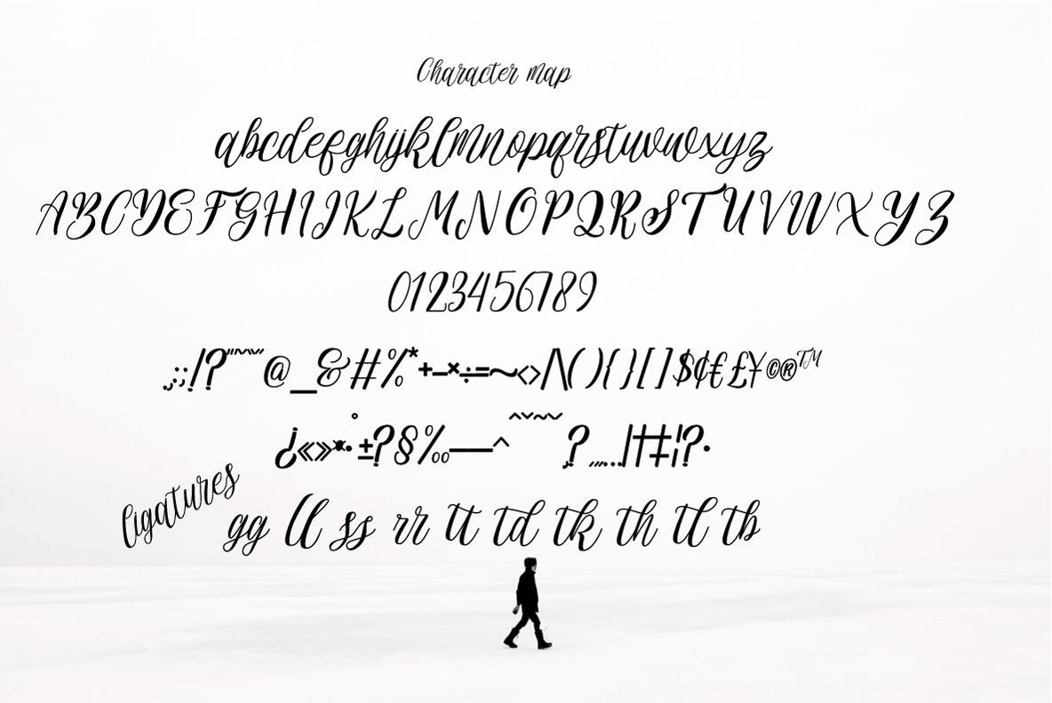 rehattyn | Bouncing Script example image 2