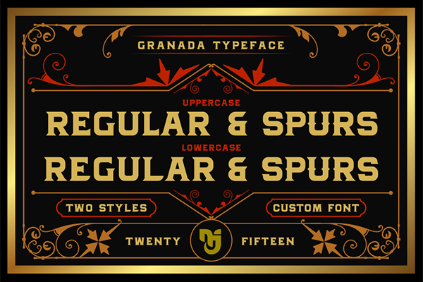 Granada Regular And Spurs example image 2