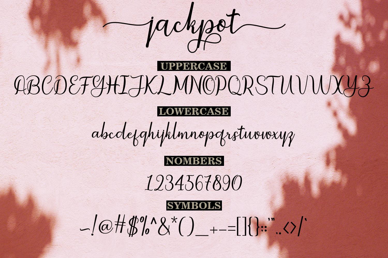 Jackpot Script example image 6