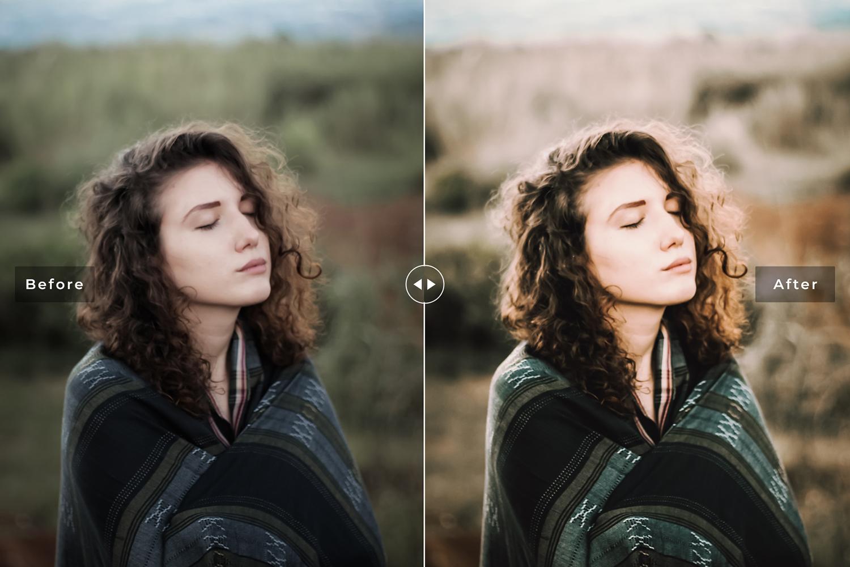 Vanilla Mobile & Desktop Lightroom Presets example image 2