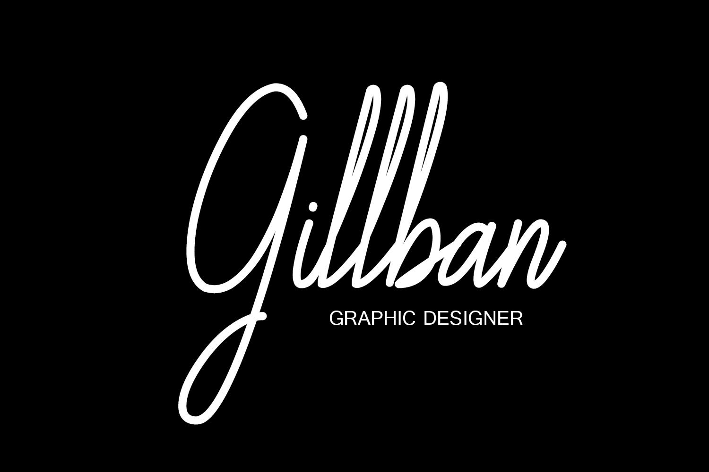 Galliyani Handwritten Font Style example image 3