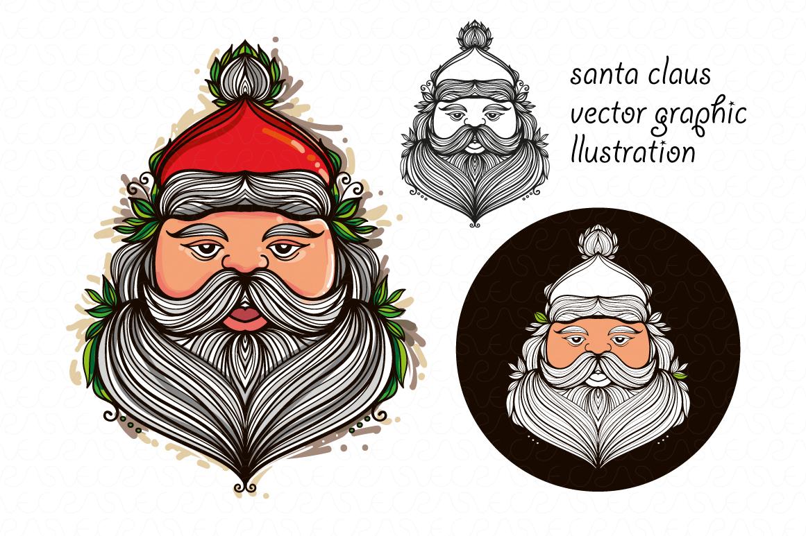 Christmas & New Year Bundle of Ornamental Mockups & Graphics example image 21