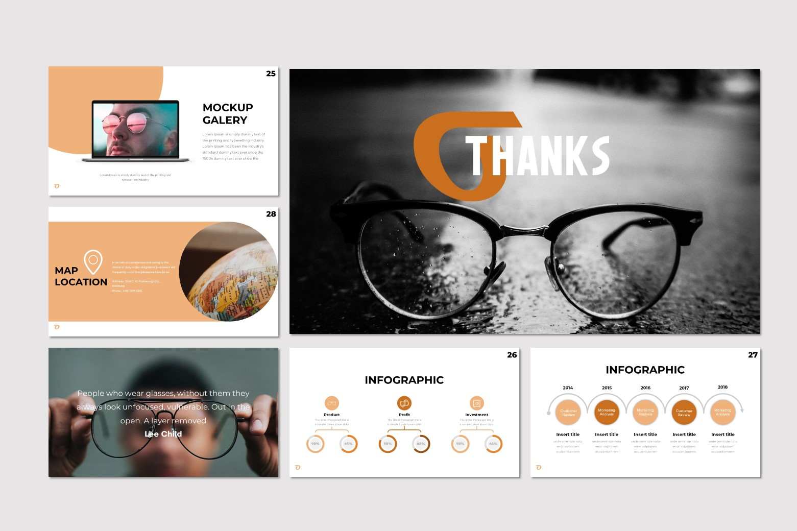 Ohkey - Keynote Template example image 5
