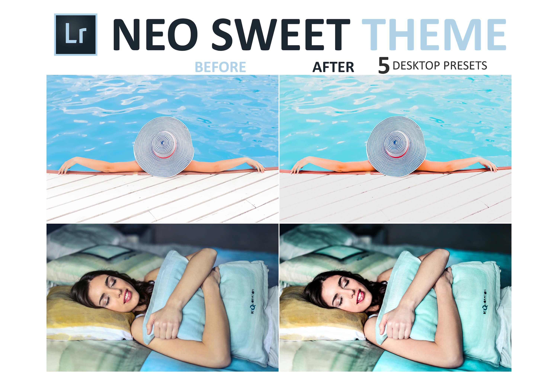 Neo Sweet Theme Desktop Lightroom Presets example image 7