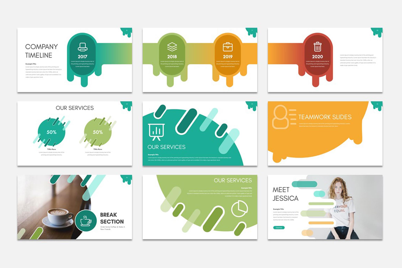 PLAST - Multipurpose Google Slides Presentation Template example image 4