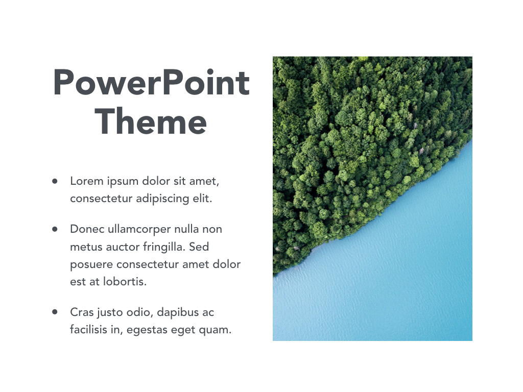 Avid Traveler PowerPoint Template example image 16