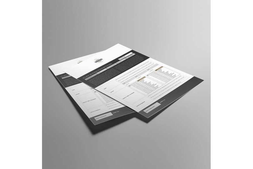US Letter Job Analysis Worksheet Template example image 3