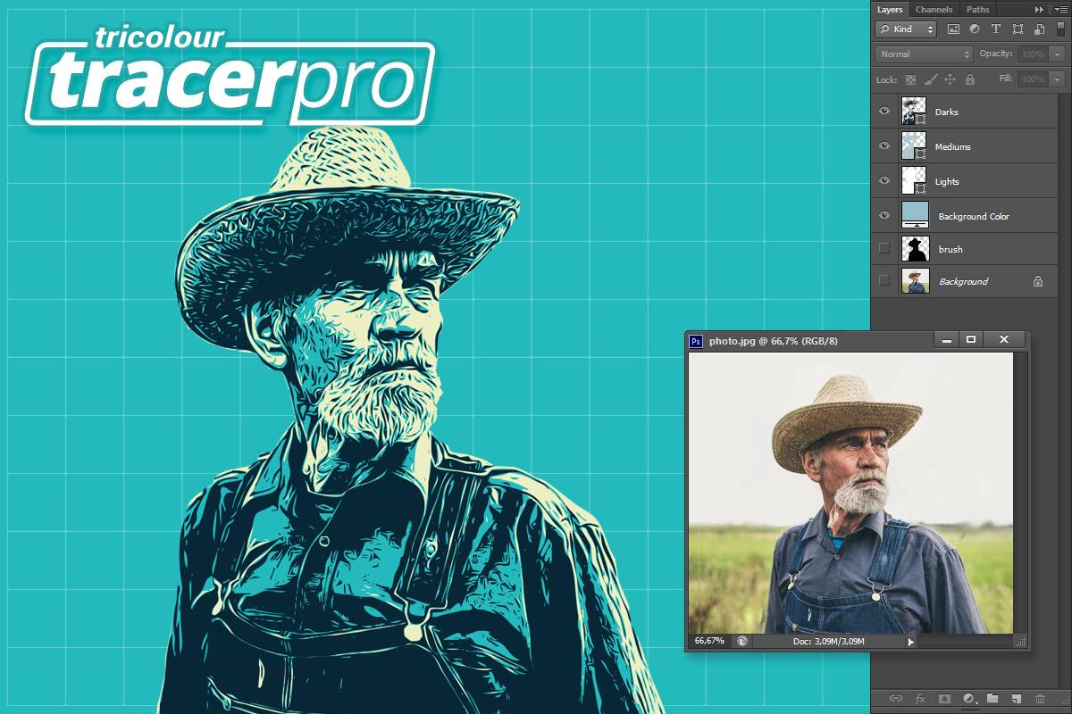 TracerPro example image 4