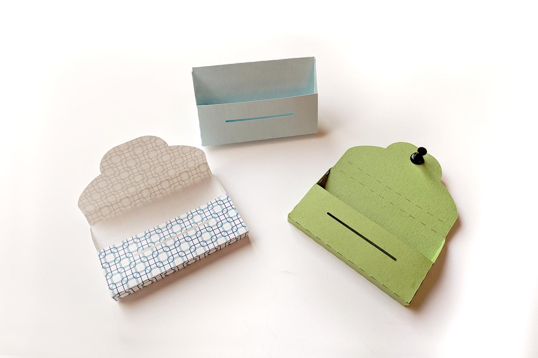 Business Card Holder Svg Pdf Design
