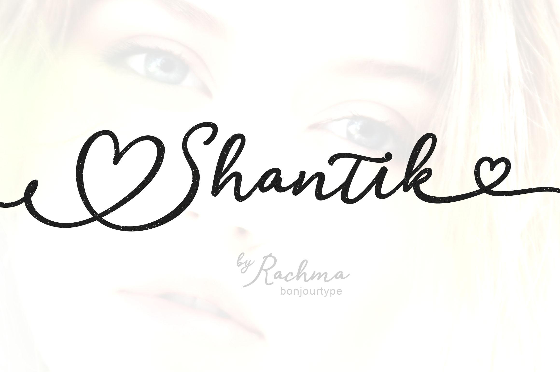 Shantik Script example image 7