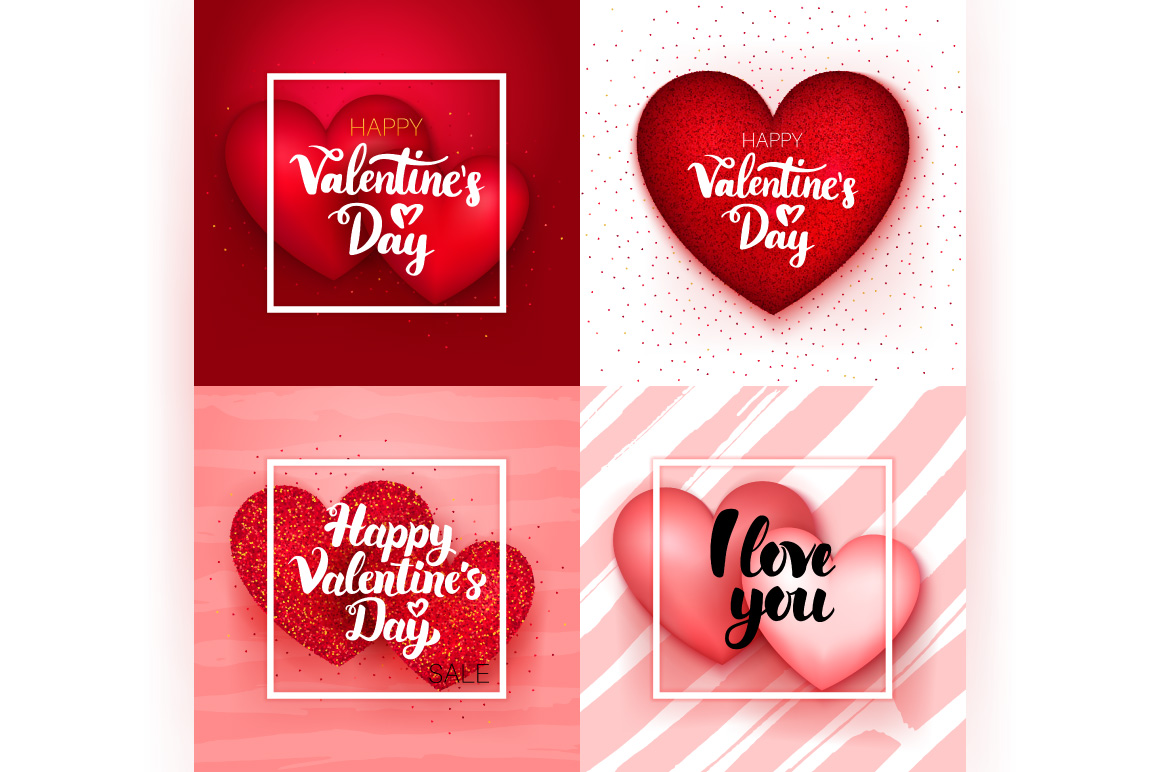 Valentine's Day Greeting Cards example image 4
