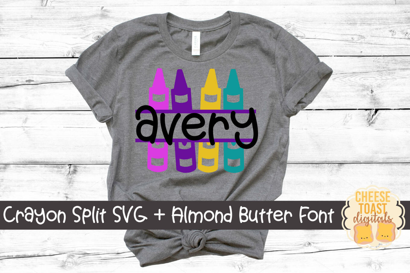 Almond Butter - A Creamy Fun Font example image 5