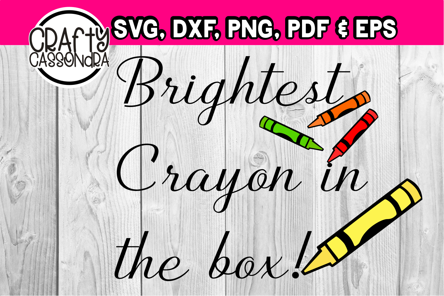 Brightest crayon in the box! example image 2