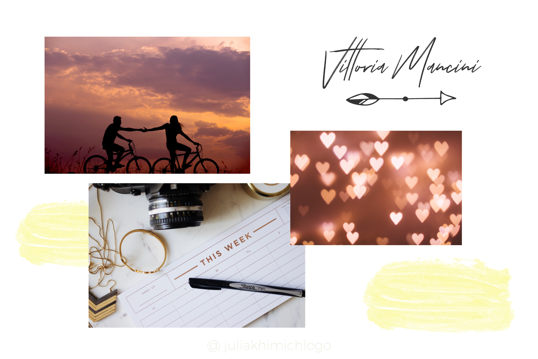 Logo Pack Vol.2. Romantic & Wedding example image 6