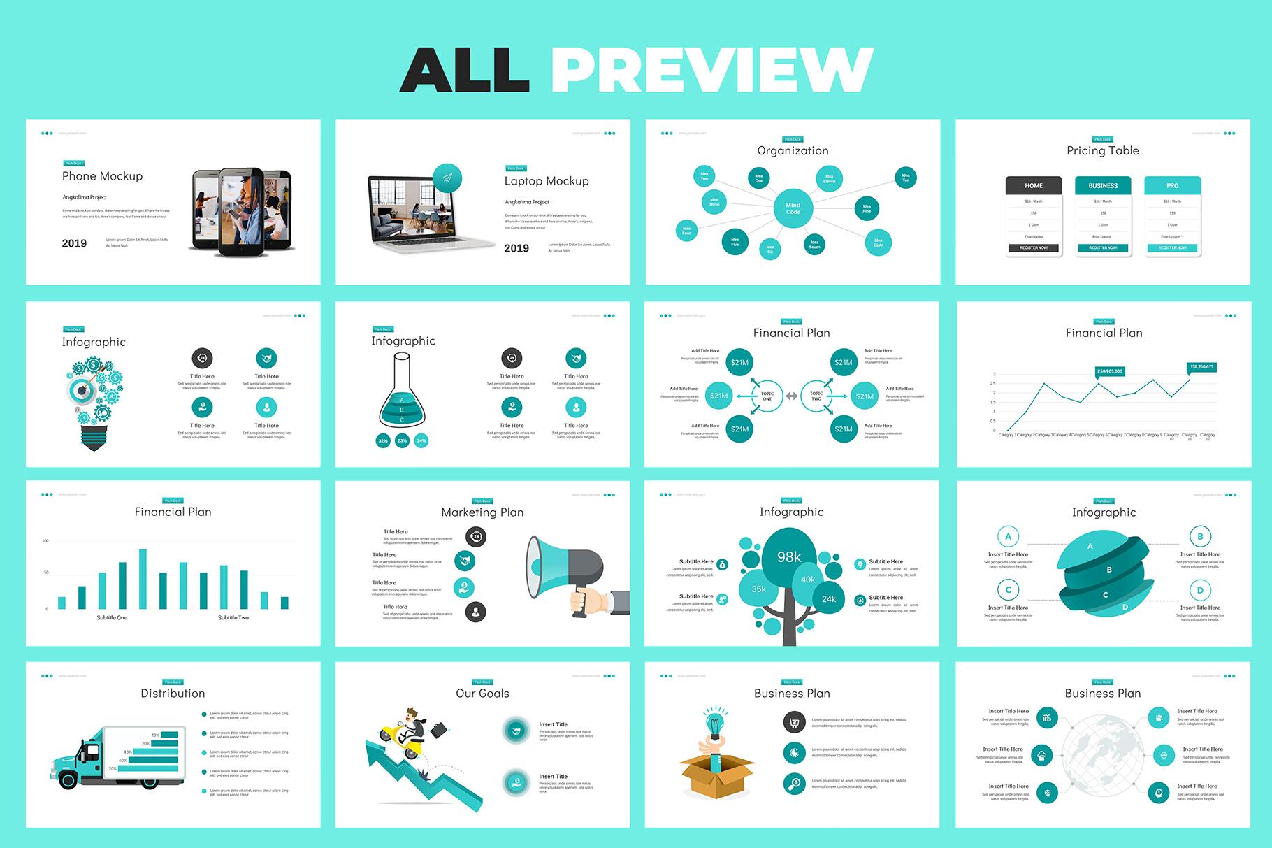 Business Proposal Google Slides example image 7
