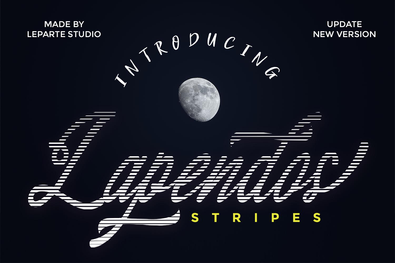 Lapendos Stripes example image 1