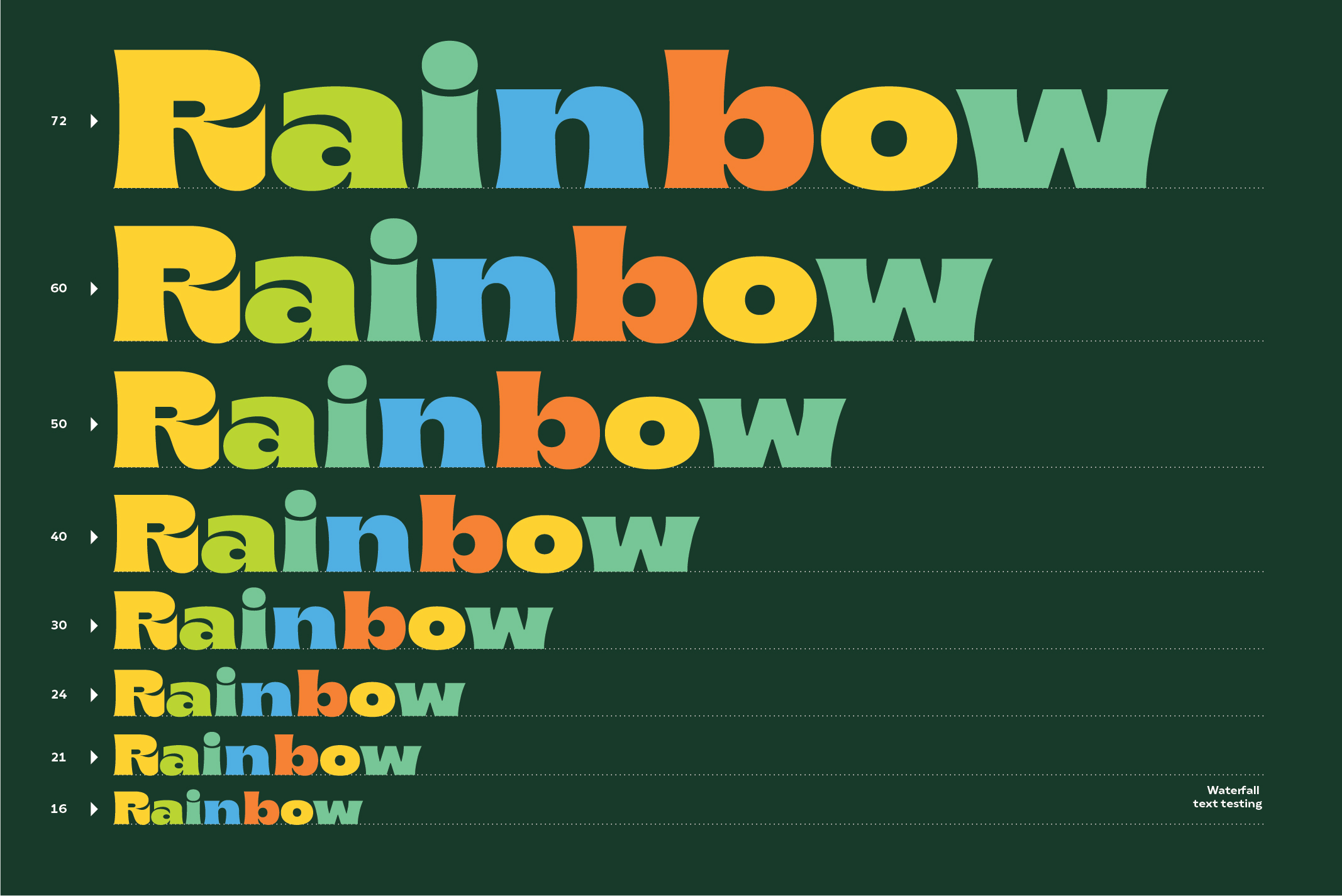 Brice Font Family example image 6