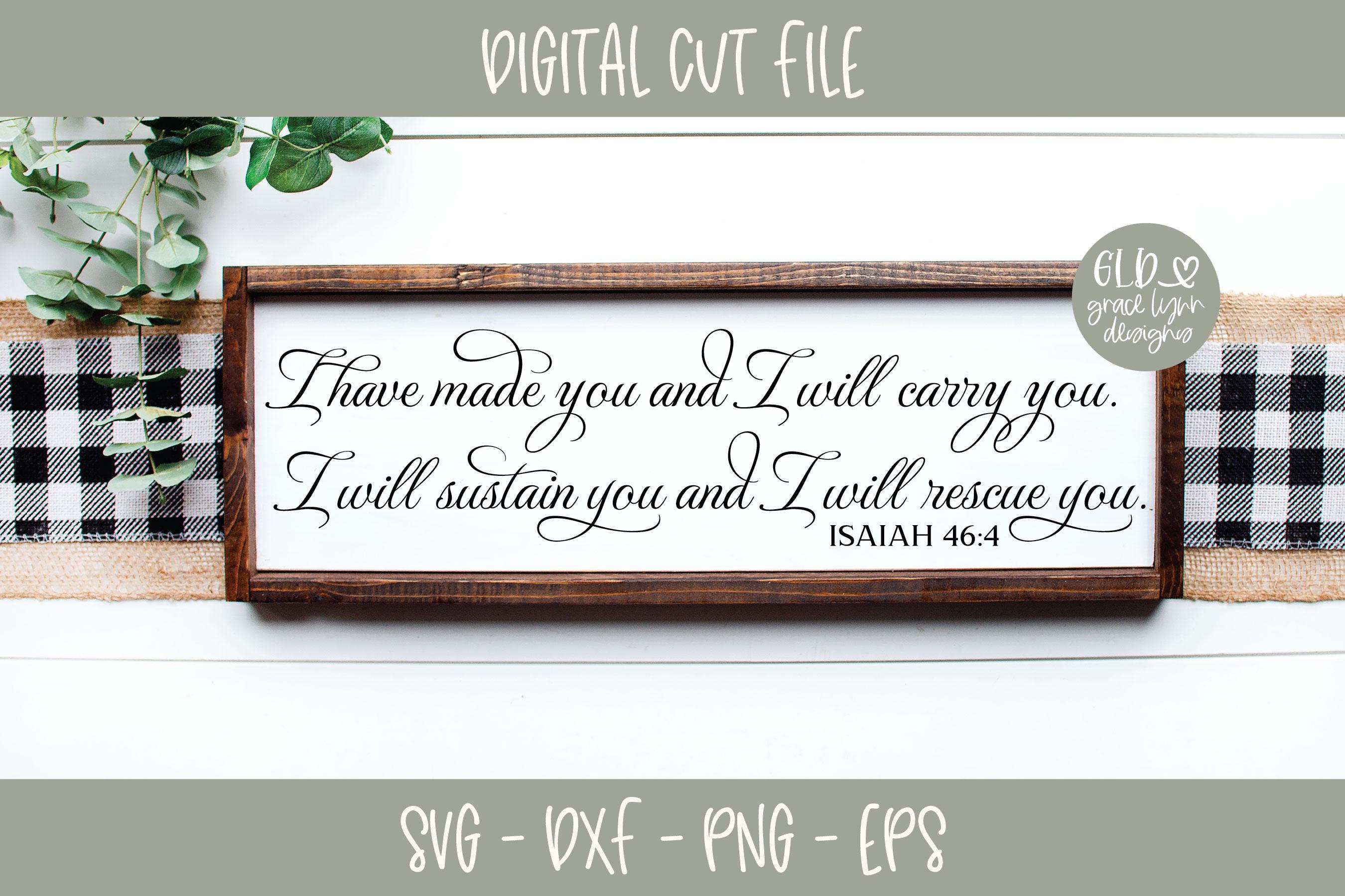 Scripture Bundle Vol. 6 - 8 Scripture Designs example image 5