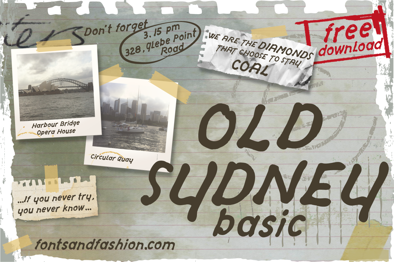 Old Sydney_Pack example image 4