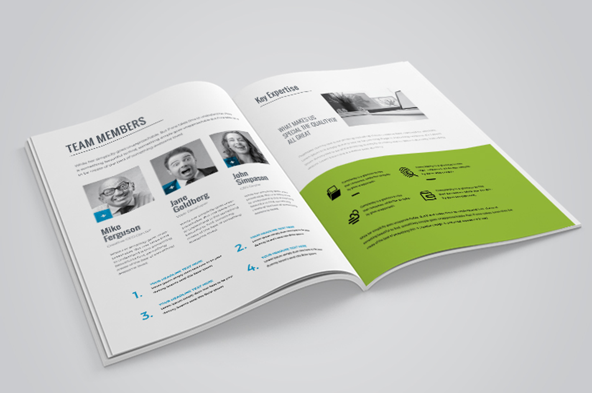 Business Brochure example image 5