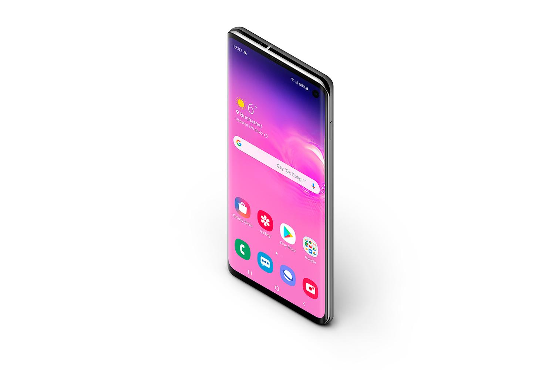 Samsung Galaxy S10 - 21 Mockups - 5K - PSD example image 13