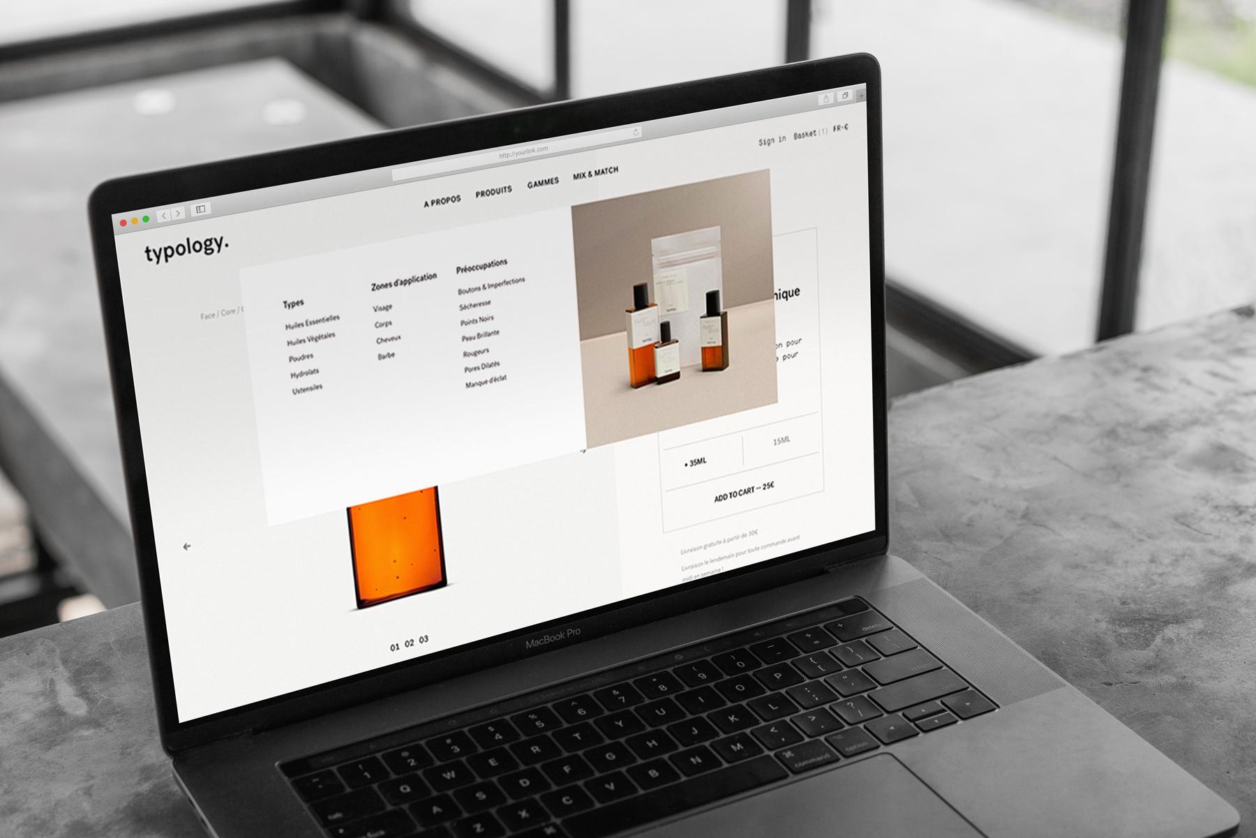 MacBook Pro Mock-Up Loft Style example image 8