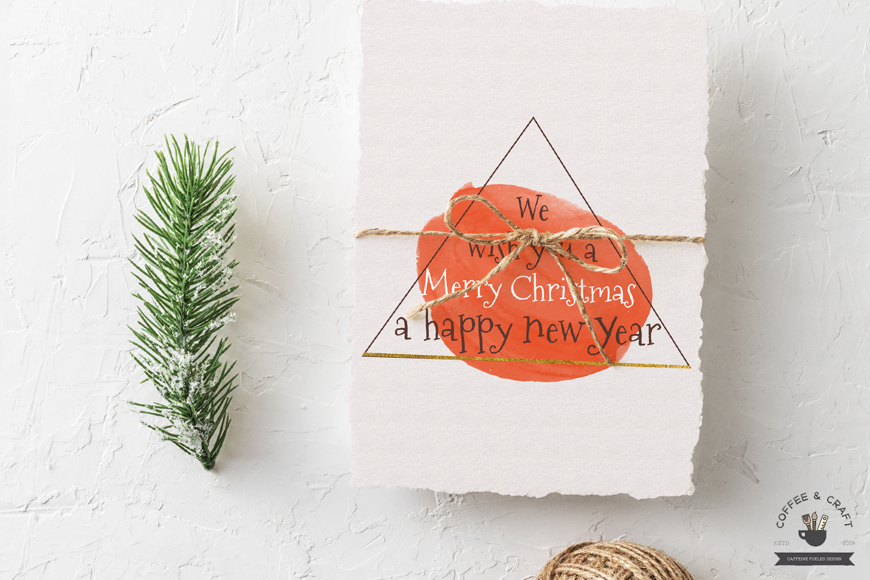 Christmas Tree Words example image 4